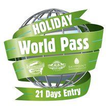 21 Day Holiday World Pass