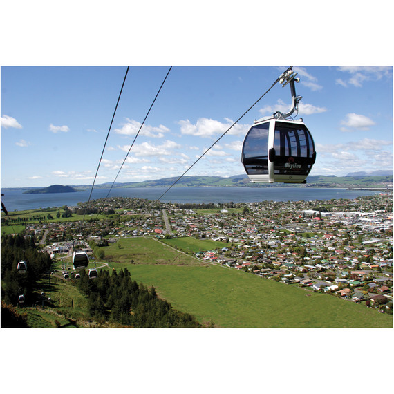 Skyline Rotorua Passes