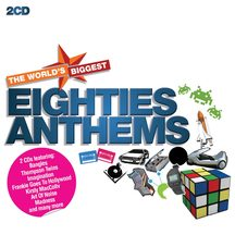 The World's Biggest Eighties Anthems 2 CD