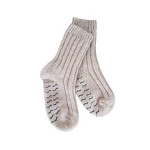 Possum Merino Slipper Socks