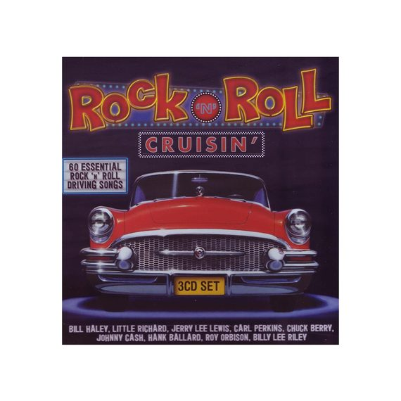 Rock 'n Roll Cruisin- the Ultimate Collection 3 CD tin set