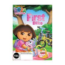 Dora the Explorer - First Bike DVD