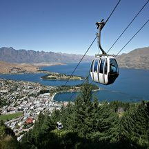 Skyline Gondola Pass - Queenstown