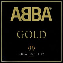 CD Abba - Gold