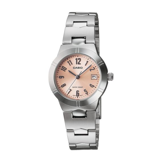 Casio - Women's Stainless Steel Watch