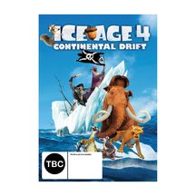 Ice Age 4 - DVD and Blu-ray