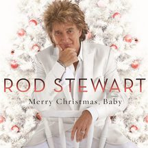 Rod Stewart - Merry Christmas Baby CD