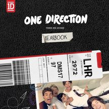 One Direction – Take Me Home CD