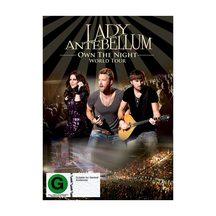 Lady Antebellum DVD