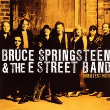 Bruce Springsteen and the E Street Band Greatest Hits CD