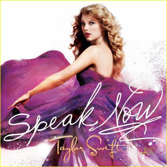 Taylor Swift – Speak Now CD