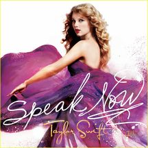 Taylor Swift – Speak Now CD
