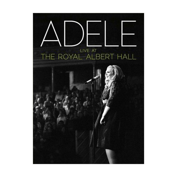 Adele – Live at The Royal Albert Hall DVD