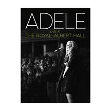 Adele – Live at The Royal Albert Hall DVD