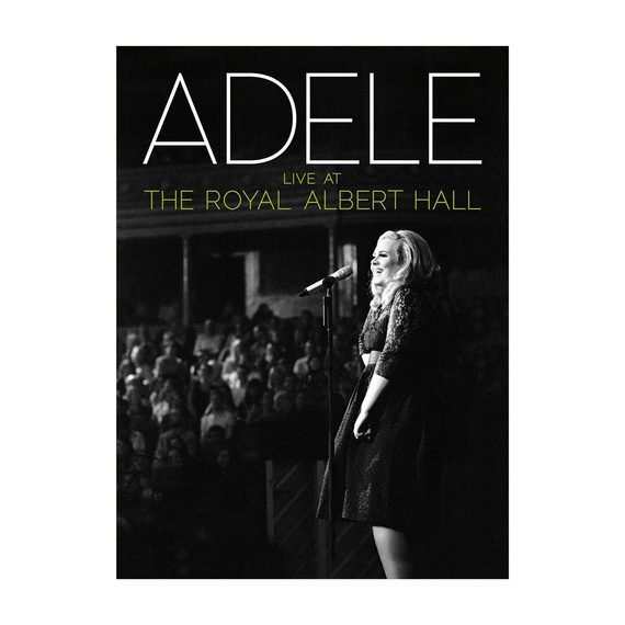 Adele Live Rolling In The Deep: Live At The Royal Albert Hall DVD