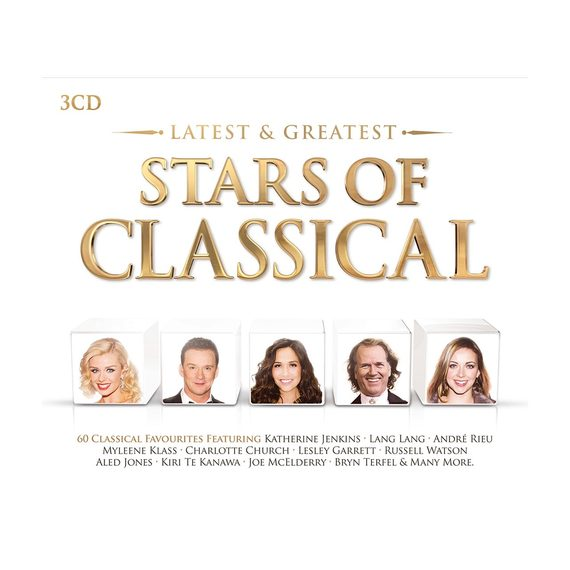 Latest and Greatest - Stars of Classical 3 CD
