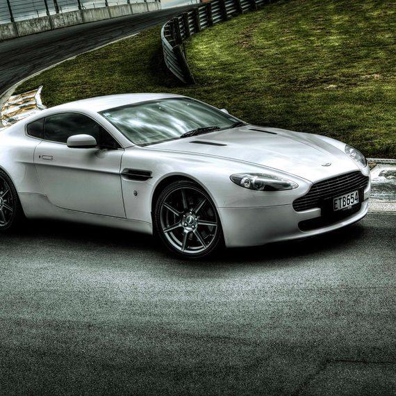 Aston Martin Vantage Drive Experience, Hampton Downs - Auckland