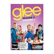 Glee -  Season 2, Volume 2, 4 DVD set.
