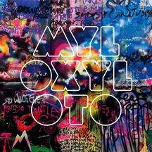 Coldplay Mylo Xloto CD
