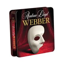 The Magical Music of Andrew Lloyd Webber – 3 CD tin set