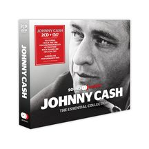 Johnny Cash – The Essential Collection 2CD/ 1DVD