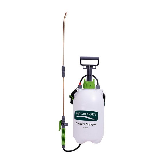 McGregor's 5 Litre Garden Sprayer