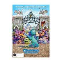 Monsters University - DVD and Blu-ray