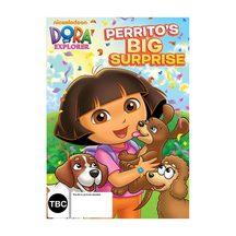 Dora The Explorer - Perrito's Big Surprise DVD