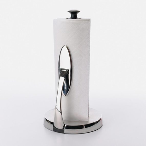 Travel Paper Towel Holder: Fly Buys: OXO SoftWorks SimplyTear Paper Towel Holder