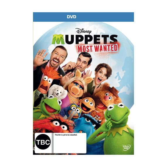 Muppets – Most Wanted