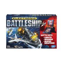Electronic Battleships