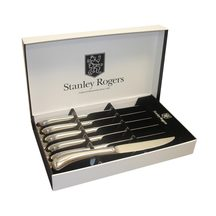 Stanley Rogers Pistol Grip Steak Knives - 6 Piece