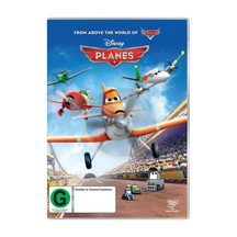 Planes - DVD and Blu-ray
