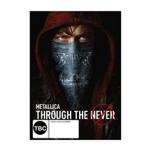Metallica - Through the Never - DVD and Blu-ray