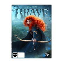 Brave - DVD and Blu-ray