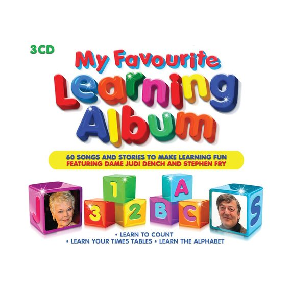 My Favourite Learning Album - 3 CD Set