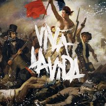 CD Coldplay Viva la Vida
