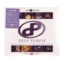 Deep Purple Live at Montreaux 2006 - CD & DVD Set