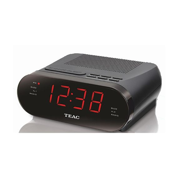 fly buys teac digital alarm clock radio. Black Bedroom Furniture Sets. Home Design Ideas
