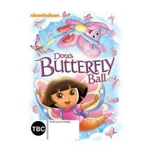 Dora's Butterfly Ball - DVD