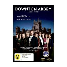 Downton Abbey – Season Three - DVD and Blu Ray