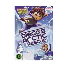 Diego's Arctic Rescue DVD