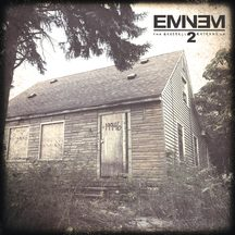 Eminem - The Marshall Mathers LP2 CD