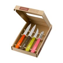 Opinel Kitchen Set (4) -Multi Coloured