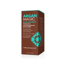 Argan Magic – Blow Straight Temporary Hair Straightener A...