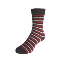 Possum Merino Striped Socks – Pack of 2