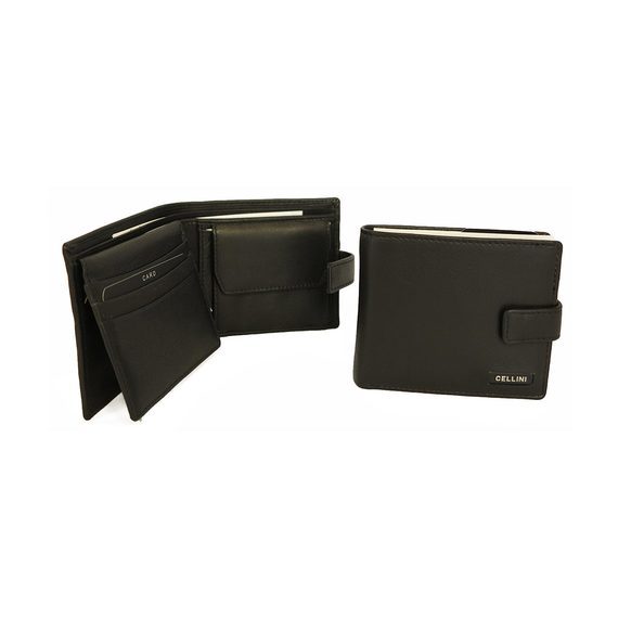 Fly Buys Cellini Mens Leather Wallet