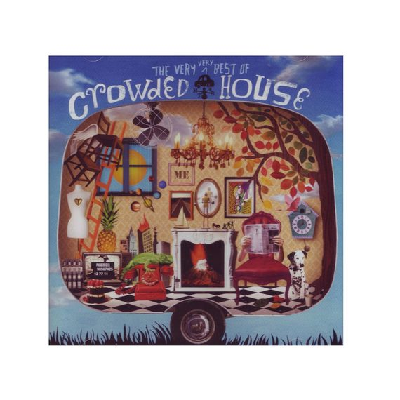The Very Very Best of Crowded House - 2 CD