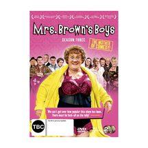 Mrs Brown's Boys - Season 3