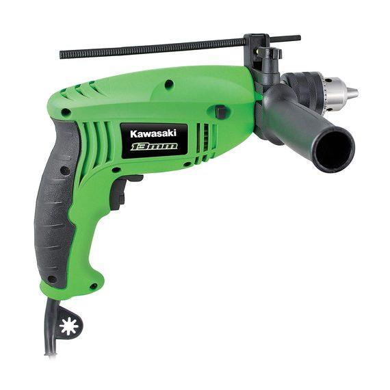 Kawasaki 13mm 500W Variable Speed Hammer Drill